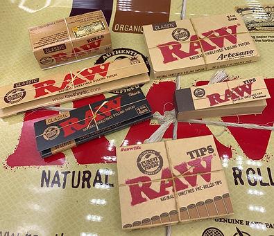 Raw RYO tobacco lancaster