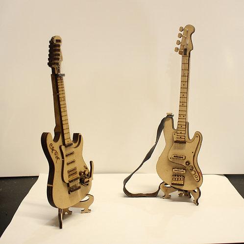 Miniature Guitar