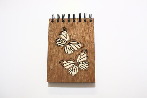 A6 WOODEN NOTEBOOKS