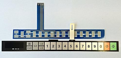 Membrane digitale NE-1656 NE-2156 A630Y3310GPR