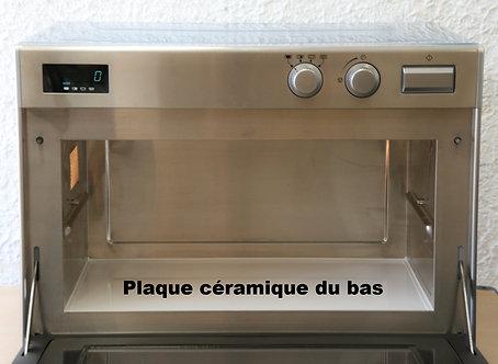 PLAQUE CERAMIQUE (SOLE DU BAS) NE-1840/3240 A010T3030GP