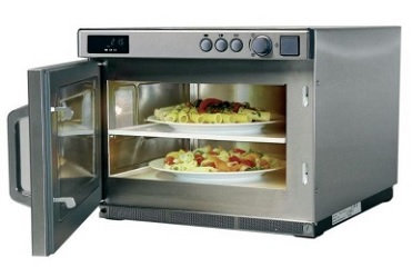 NE-2143 PANASONIC 2100W - 2 ASSIETTES