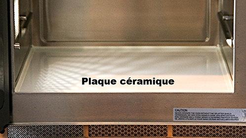 PLAQUE CERAMIQUE (SOLE DU BAS) NE-2143/53 1646/56 ANE010T8U0AP