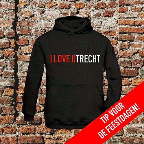 I Love Utrecht Hoodie Unisex