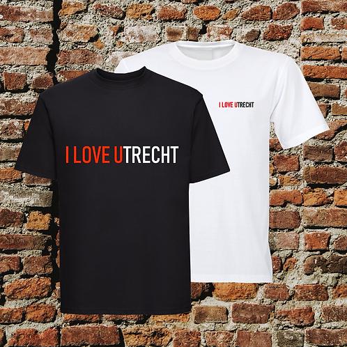 I Love Utrecht T-shirts Combideal