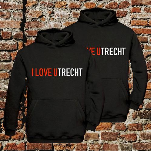 I Love Utrecht  Hoodies Combideal