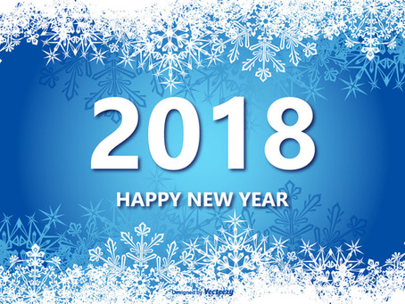 New Year (2019) Announcement