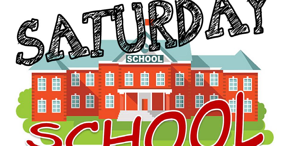 Saturday School Open Day