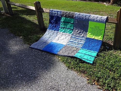 Large Block  Memorial Quilt