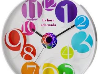 La hora adecuada y el eneatipo