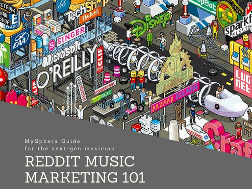 Music Marketing 101: Get Your Music New Fans Using Reddit