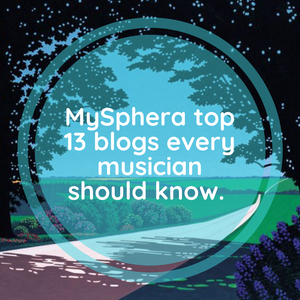 mysphera collection of 13 blogs and publishers every music maker should know