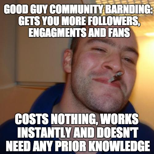 the benefits of community marketing