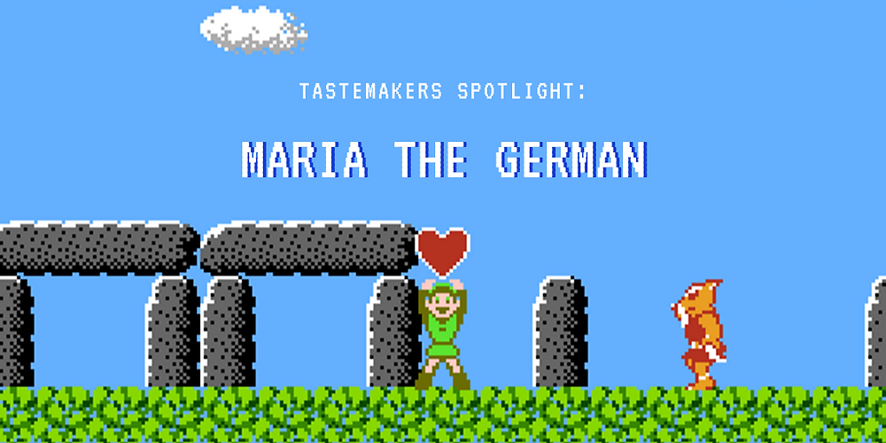 interview with gamer, twitch streamer - maria the german