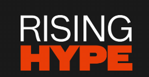 rising hype logo