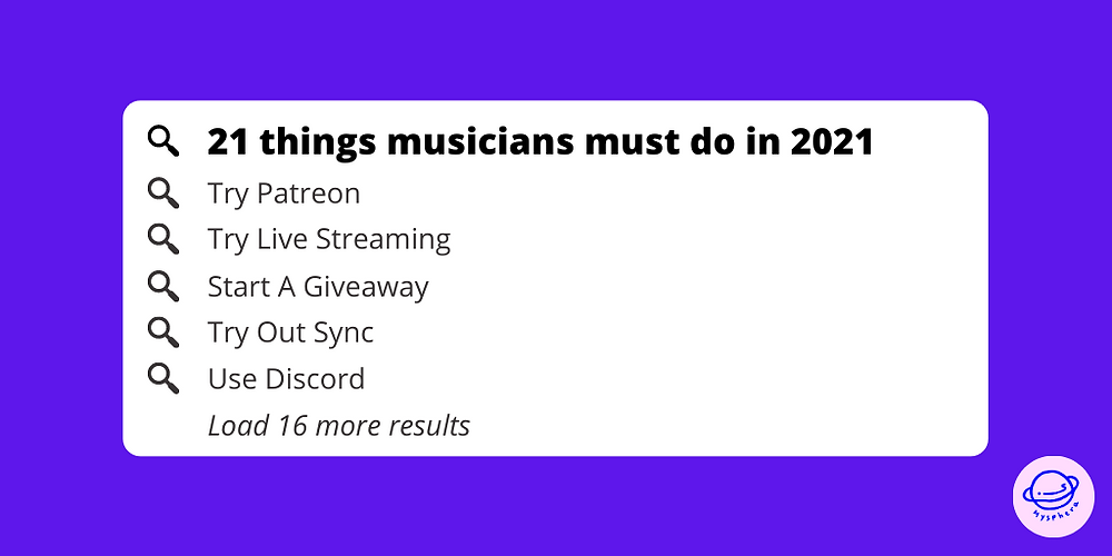 21 things musicians must try in 2021 a mysphera guide