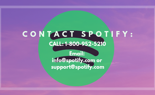 How Do I Contact Spotify?