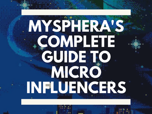 MySphera's Complete Guide of Using Influencers to Promote Your Music.