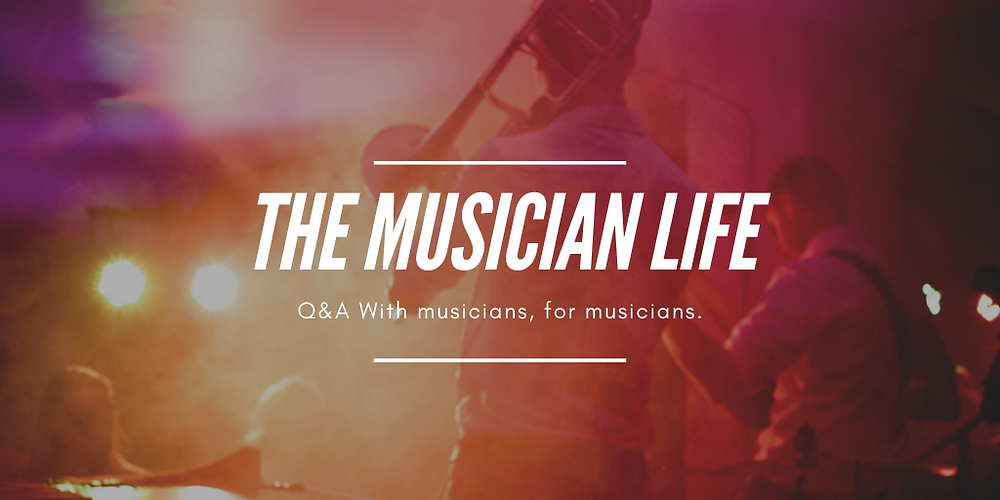 the musician life, a guide towards music from musicians by musicians