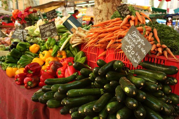 Provence Paradise Market - Provence Vacation Rentals