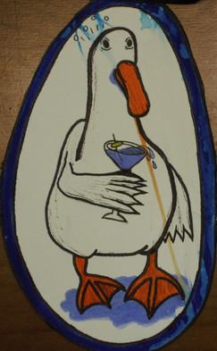the original evening duck