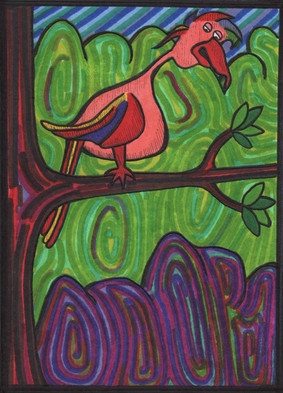 the marose bird