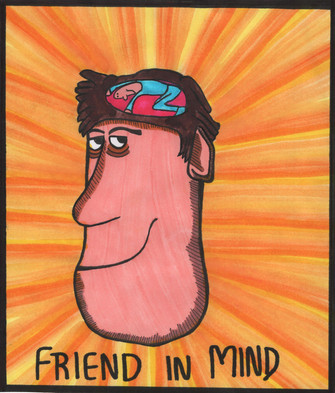 Friend In Mind