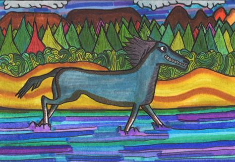 the jolly horse