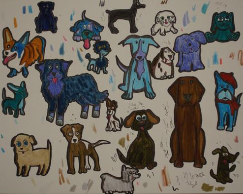 dogs - in progress