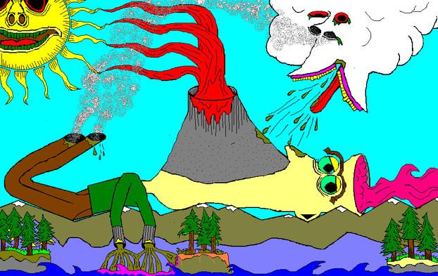humanized landscape