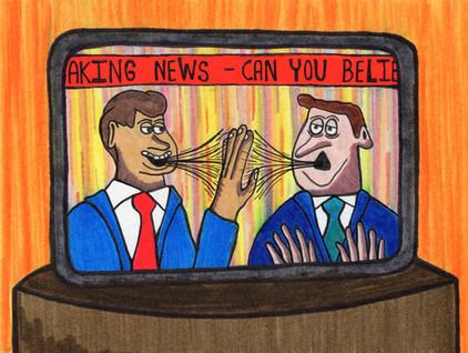 breaking news - can you believe it?