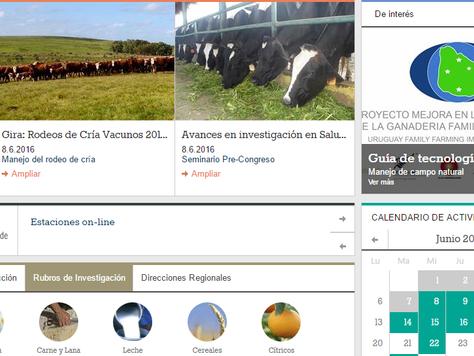 Instituto Nacional de Investigación Agropecuaria (INIA)