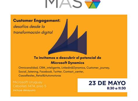 Customer Engagement y sus desafíos desde la transformación digital