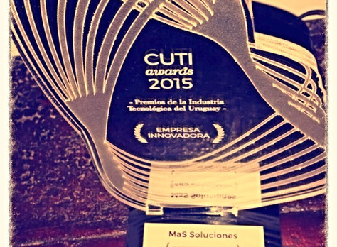 Cuti nos eligió como la empresa innovadora 2015