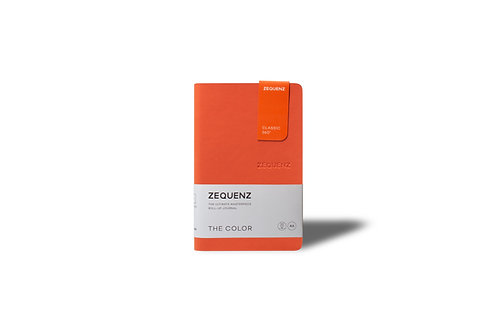 ZEQUENZ The COLOR Journal Notebooks (Grenadier)