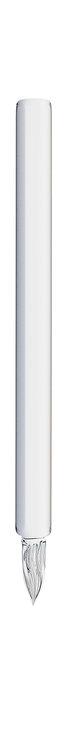 Matsubokkuri Glass Pen - Crystal Long
