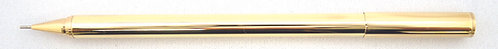 Meister by POINT Mechanical Pencil with Cap (Brass)