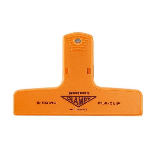 Penco Plastic Clip(Orange)