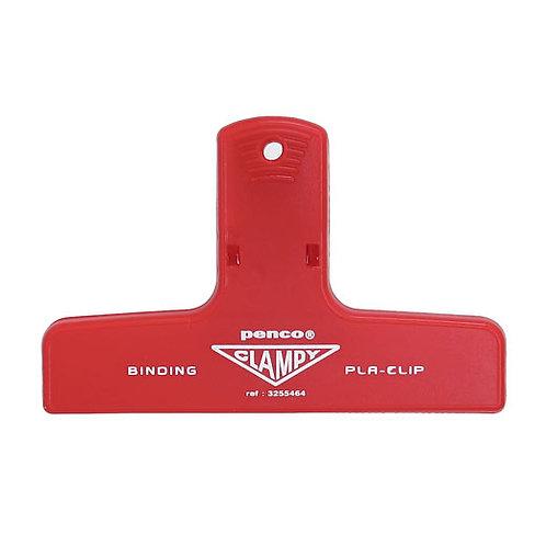 Penco Plastic Clip(Red)