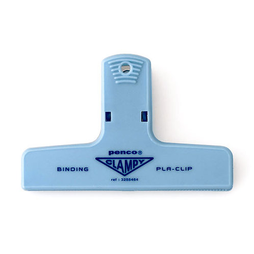 Penco Plastic Clip(Light Blue)
