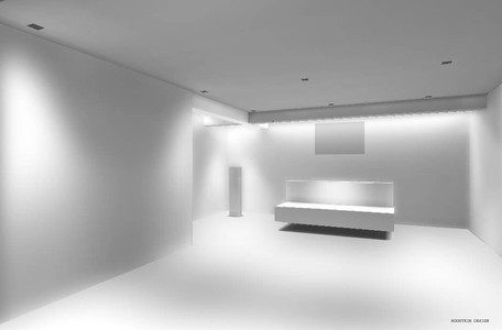 Cellar Recreation Room Rendering