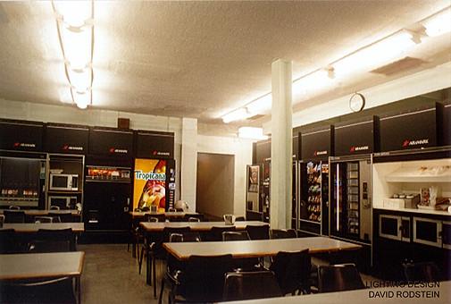 Factory Cafeteria