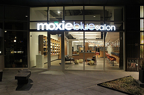 Moxie Blue Beauty Salon