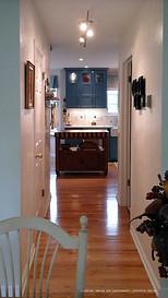 Kitchen Celebration of Entrance