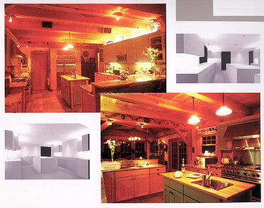 Post & Beam Kitchen - IIDA Award