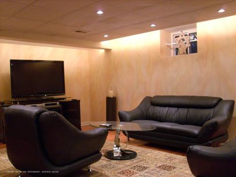 Cellar Recreation Room