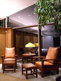 Collector Cottage Interior, IIDA Award Winner