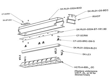 Extruded Linear System