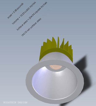 COB LED Recessed Downlight