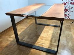 Buchenholz Tisch